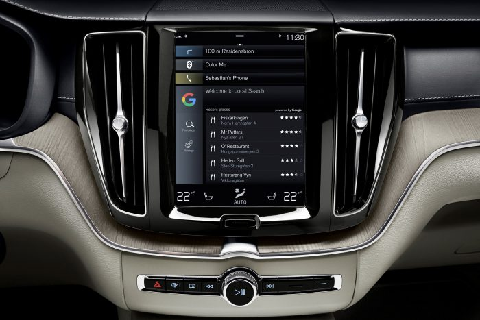 Android Volvo