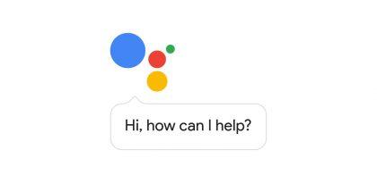 Google Assistant.
