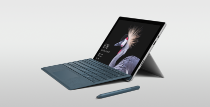 Microsoft Surface Pro.