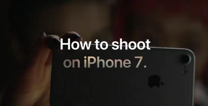 Apple kuvaa iPhonella