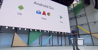 Google ensiesitteli Android Gon jo toukokuussa. Nyt siitä on tullut valmis käyttöön otettavaksi.