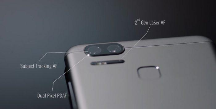 Asus Zenfone Zoom S.