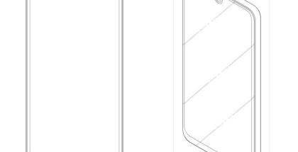 LG:n patenttiratkaisu muistuttaa G6-mallia, mutta V10- ja V20-malleista tutuilla lisänäytöillä täydennettynä.