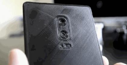 Galaxy Note8:n odotetaan saavan taakseen kaksoiskameran.