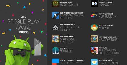 Google valitsi parhaat Android-sovellukset.