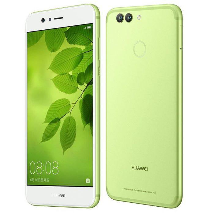 Huawei Nova 2 Plus.