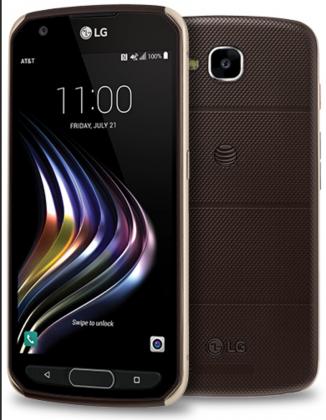 LG X venture on tehty keskivertoa kestävämmäksi.