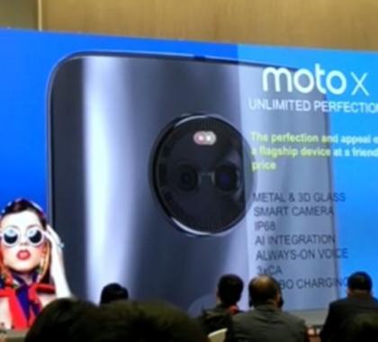 Moto X4:stä paljastui tietoa aiemmin Motorolan ennakkotilaisuudesta vuotaneesta materiaalista.