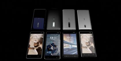 Videolla nähdään rinnakkain neljä puhelinta. Vasemmalla rivistössä esiintyvä kaksoiskamerapuhelin on toistaiseksi mysteeri. Muut puhelimet ovat jo julkistetut Nokia 3, Nokia 5 ja Nokia 6.