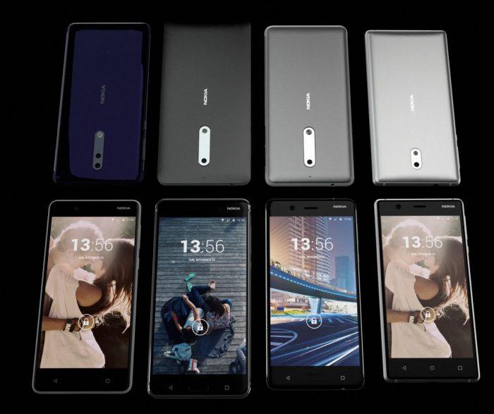 Hiljattain verkkoon vuotaneella videolla nähtiin rinnakkain neljä puhelinta. Vasemmalla rivistössä esiintyvä kaksoiskamerapuhelin on toistaiseksi mysteeri, kuten myös sen vierestä löytyvä puhelin.