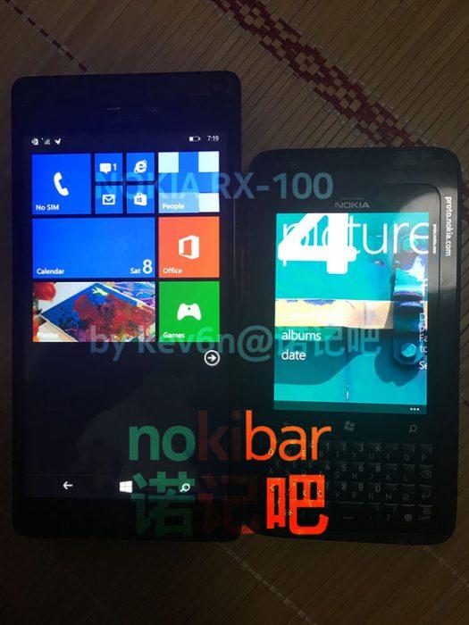 Nokia RX-100 oli varsin kompaktin kokoinen.