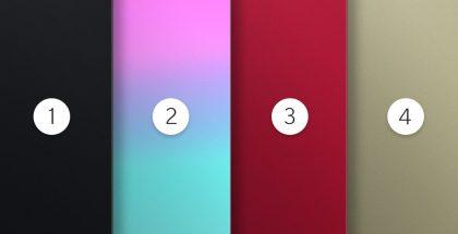 OnePlussan ajateltiin kiusoitelleen tulevan OnePlus 5 -puhelimen värejä aiemmin.