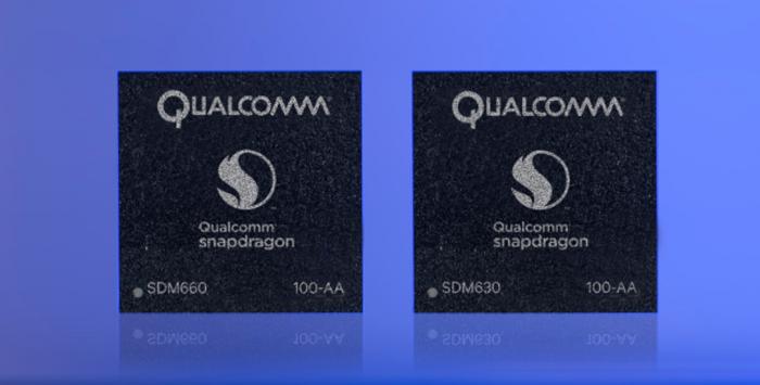 Qualcomm esitteli uudet piirinsä keskihintaisiin älypuhelimiin.