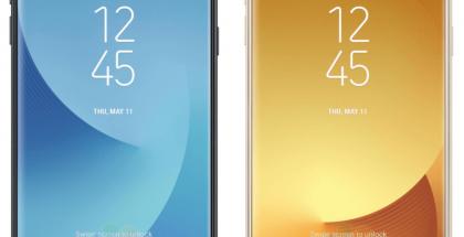 Samsung Galaxy J5 2017 WinFuture.den julkaisemassa kuvassa.