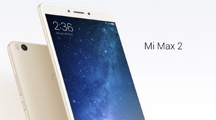 Xiaomi Mi Max 2 on kookas uutuus.