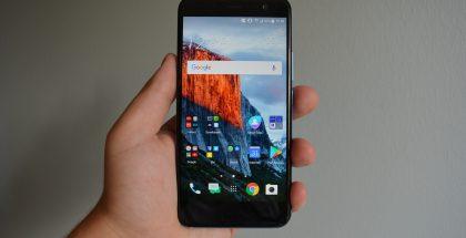 HTC U11.
