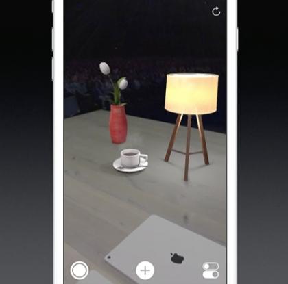 Apple hyppäsi kärkipaikalle lisätyssä todellisuudessa? ARKit-sovellusdemot ihastuttavat somessa