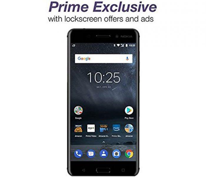 Nokia 6 Prime Exclusive