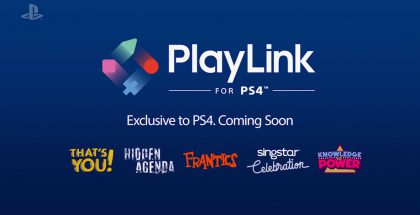 Sony PlayStation 4 PlayLink
