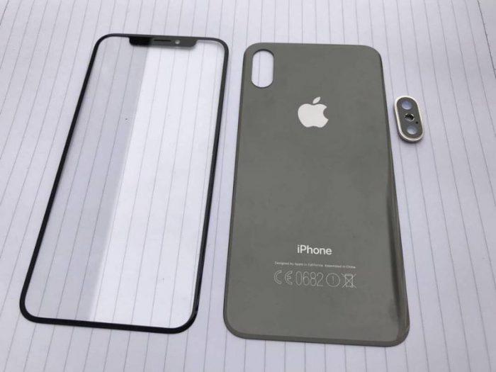 iPhone 8 paneelit