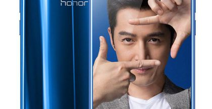 Honor 9.