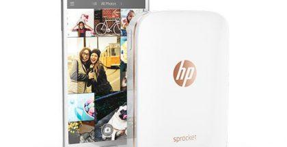 HP Sprocket.
