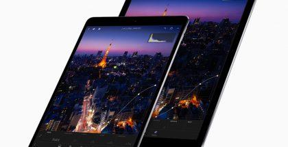 iPad Pro 10,5 ja 12,9 tuuman koossa.
