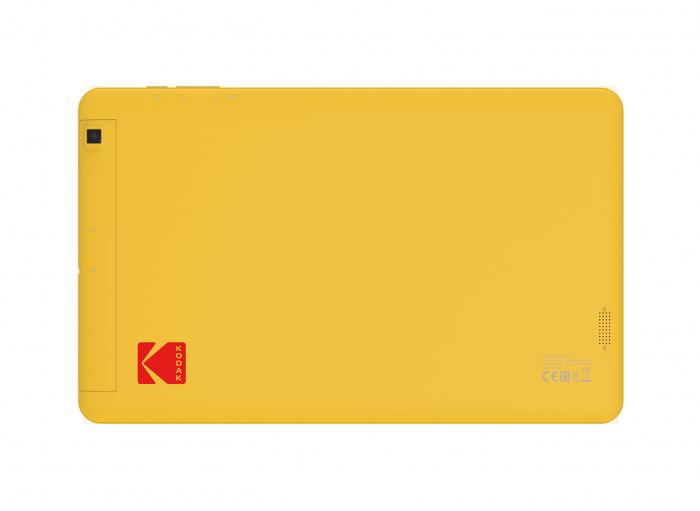 Kodak Tablet 10 takaa.
