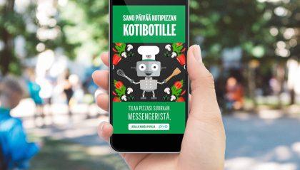 Kotipizzan Kotibotti.