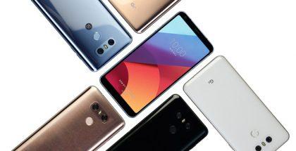 LG on aikeissa esitellä seuraajan G6:lle, eli LG G7:n, jo tammikuussa huhujen mukaan.