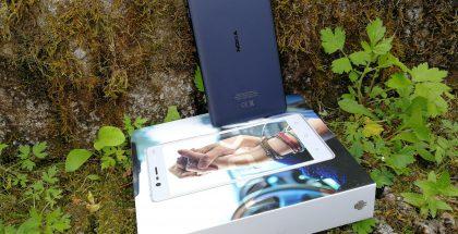Nokia 3 aloittaa uusien Nokia-älypuhelinten aikakauden.
