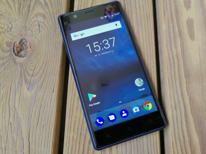 Laatutuntuman ohella puhdas Android on toinen uusien Nokia-älypuhelinten valtti.