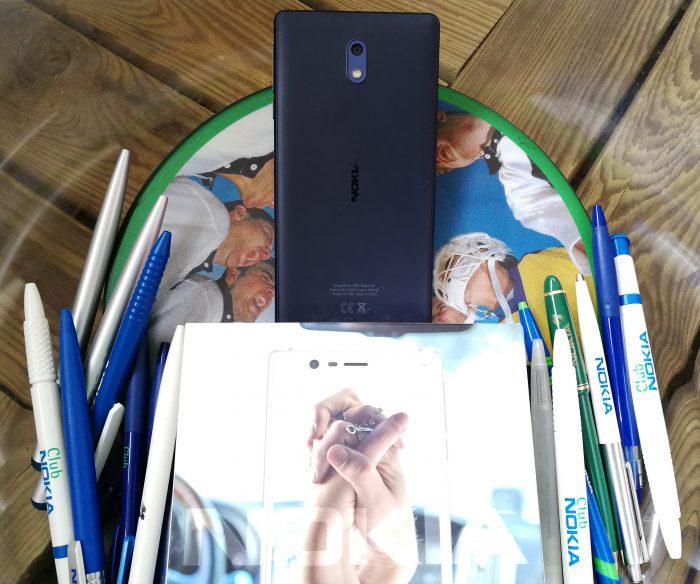 Nokia 3 aloittaa uuden luvun kirjoittamisen Nokia-puhelinten tarinaan.