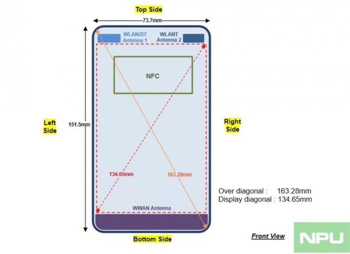 Nokia 9:n yksityiskohtia paljastuu myös FCC:n kautta.