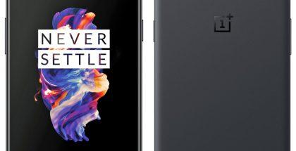 OnePlus 5, Evan Blassin VentureBeat-sivustolla jakama kuva.