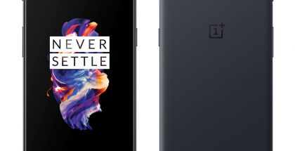 OnePlus 5 Slate Gray.