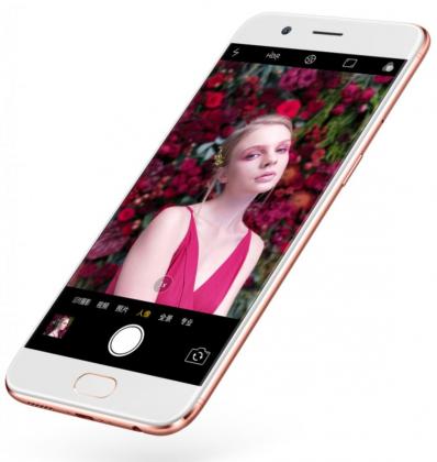 Oppo R11 muistuttaa iPhonea niin ulkoisesti kuin osittain myös ohjelmistoltaan.