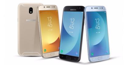 Samsungin Galaxy J -sarjan mallisto uudistuu kertaheitolla.