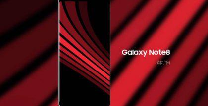 Samsung Galaxy Note8? Ehkä, ehkä ei.
