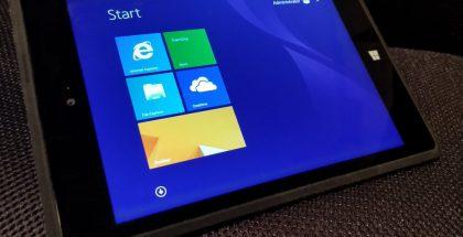 Microsoftin kehittämä ja peruma Surface Mini Windows Central -sivuston kuvassa.
