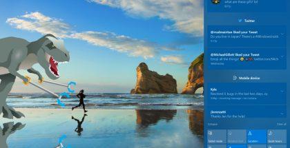 Windows 10 saa päivityksen myötä uutta ilmettä.