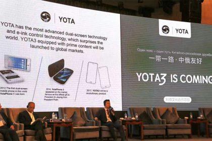 Yota3:n tulosta kerrottiin messuilla.