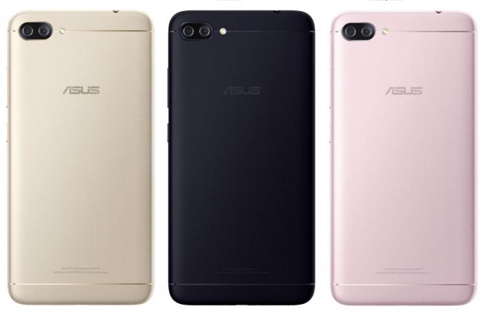Asus Zenfone 4 Max tulee kolmena värivaihtoehtona.