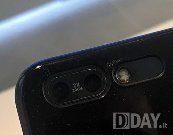 Asus ZenFone 4 Pro on saamassa 2x zoomin kameraansa.
