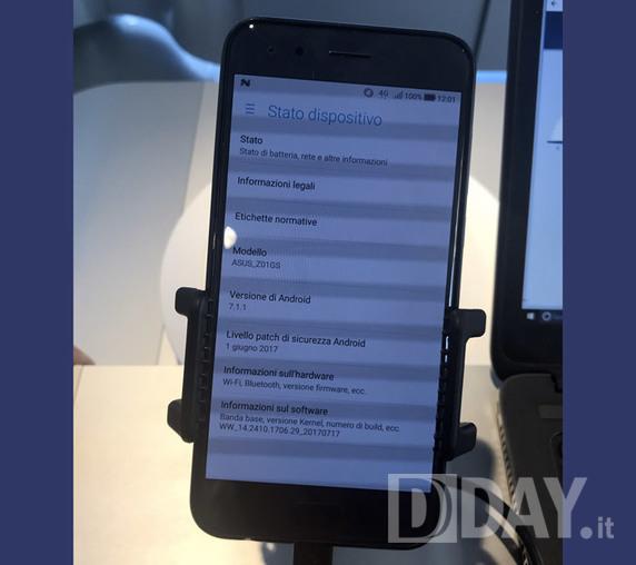 ZenFone 4 Pron design ei juuri herätä tunteita.
