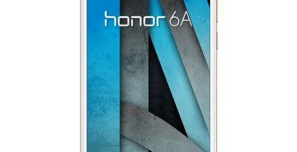 Honor 6A:n tyyli on tuttua Honoria.