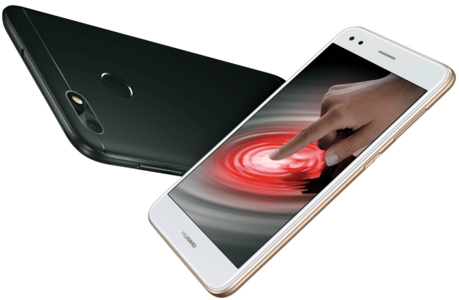 Huawei P9 Lite Mini.