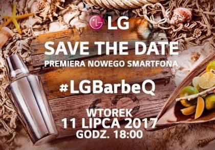 LG:n julkistuskutsu.