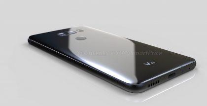 LG V30 OnLeaksin kuvassa.
