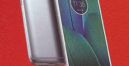 Moto G5S Plus, Andri Yitimin vuotamassa kuvassa.